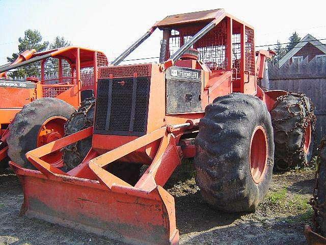 Forestales Maquinas Timberjack 460 de importacion a la venta