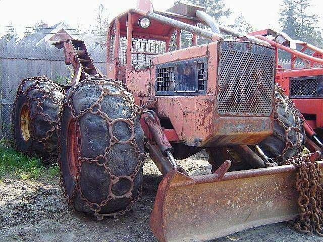Forestales Maquinas Timberjack 240 de segunda mano en venta