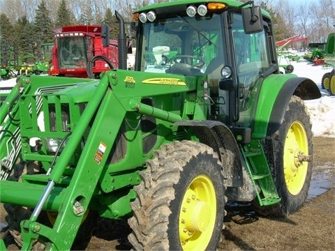 Agricultura Maquinas Deere 7330
