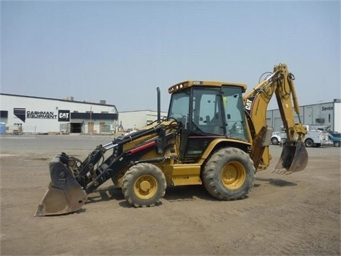 Retroexcavadoras Caterpillar 420D