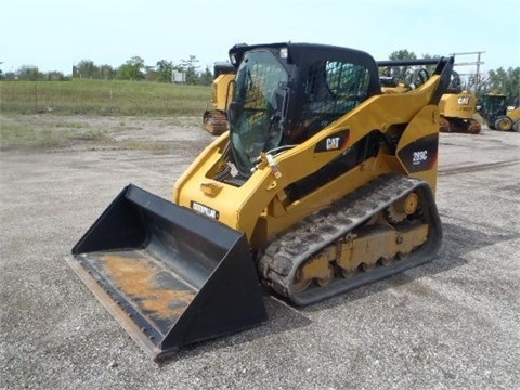 Miniloaders CATERPILLAR 289C