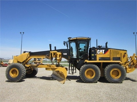 Motoconformadoras Caterpillar 16M en optimas condiciones Ref.: 1417458130081039 No. 4