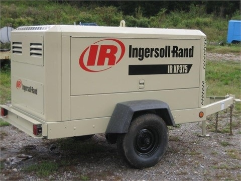 catalog of compressor ingersoll rand xp375