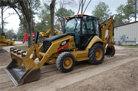 Retroexcavadoras Caterpillar 420E