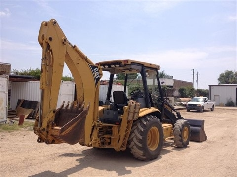 Retroexcavadoras Caterpillar 416C