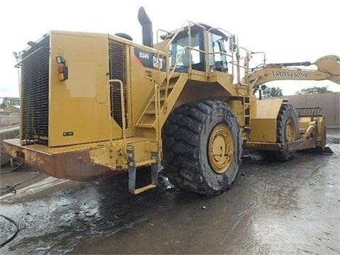 Tractores sobre ruedas caterpillar 834h de segunda mano en for Ruedas de segunda mano