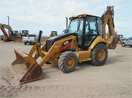 Retroexcavadoras Caterpillar 430E