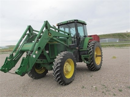 Forestales Maquinas Deere 7800