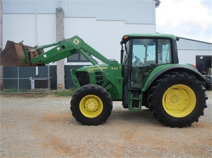 Agricultura Maquinas Deere 6430
