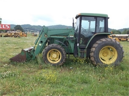 Agricultura Maquinas Deere 6400