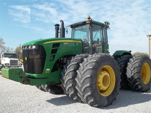 Agricultura Maquinas Deere 9630