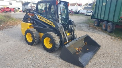 Minicargadores New Holland L220