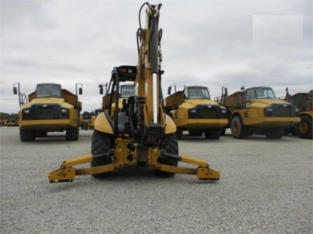 Retroexcavadoras Caterpillar 420F