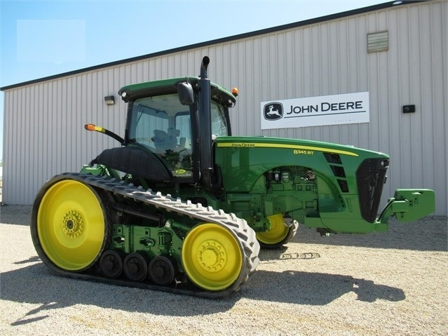 Agricultura Maquinas Deere 8345