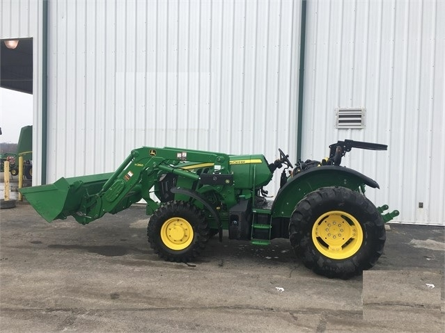 Agricultura Maquinas Deere 5090