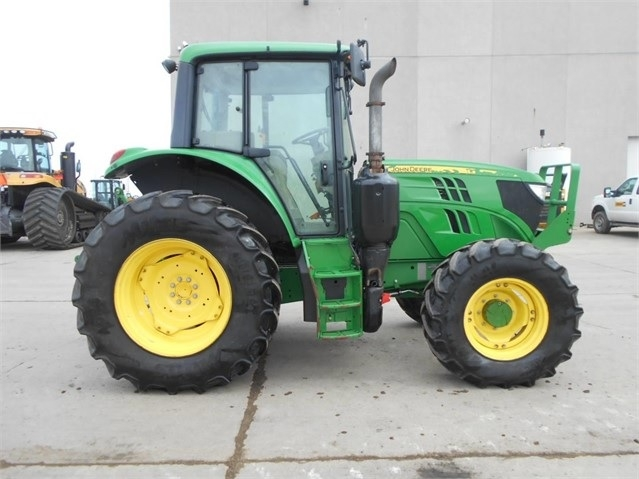 Agricultura Maquinas DEERE 6110