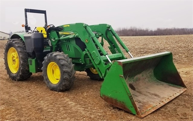 Agricultura Maquinas DEERE 6120