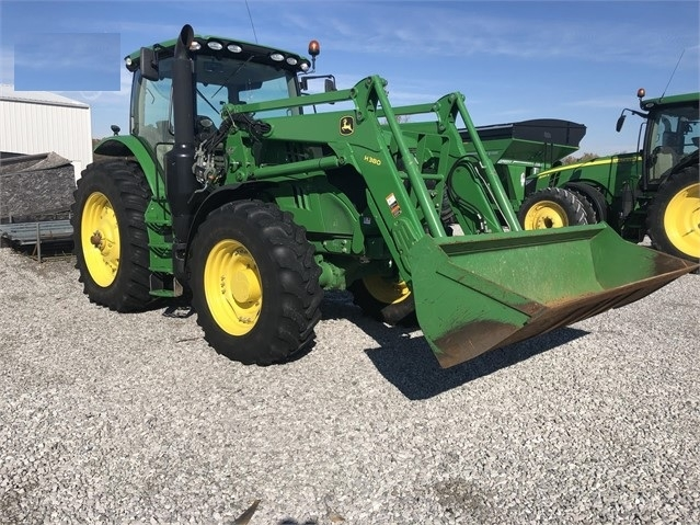 Agricultura Maquinas DEERE 6175